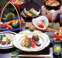大分県臼杵市 ふぐ料理 日本料理 福わ内/会席料理