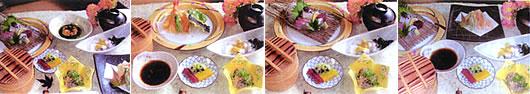 大分県臼杵市 ふぐ料理 日本料理 福わ内/お昼の定食