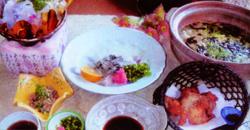 大分県臼杵市 ふぐ料理 日本料理 福わ内/ランチふぐ御膳