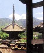 大分県臼杵市 ふぐ料理 日本料理 福わ内/龍原寺の三重塔